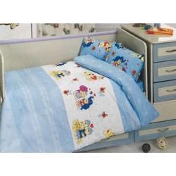 Happy v1 mavi bebek nevresim takımı