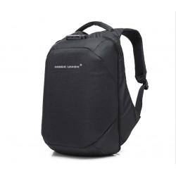 MAGIC UNION yeni tasarım çok bölmeli sırt çantası siyah