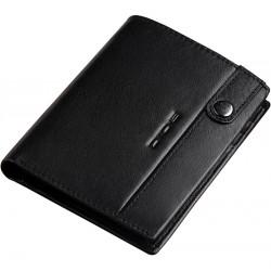 Deri cüzdan siyah DQ702