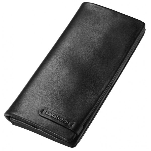 Bison Denim Premium quality business long style cüzdan