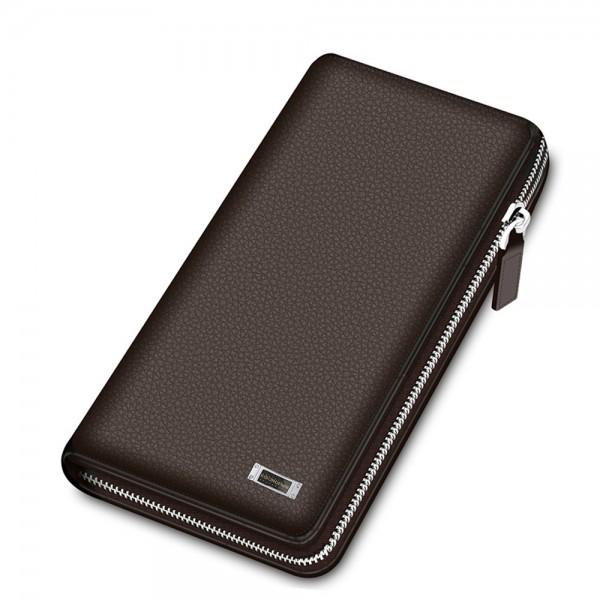 Bison Denim Premium kalite business style cüzdan