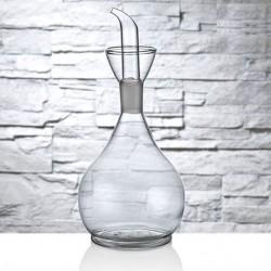 Borosilikat cam yağlık sirkelik