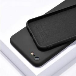 Iphone Xr Liquid Silicone arka kapak renk siyah