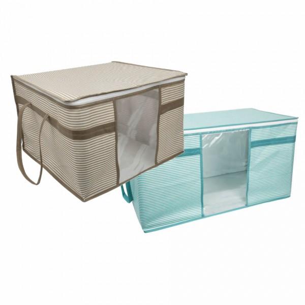 Pencereli yastık ve kazak hurcu 2'li bundle paket