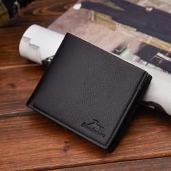 Klasik siyah cüzdan