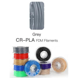 Creality CR-PLA Grey 3D Printer Filament 1.75mm