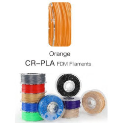 Creality CR-PLA Orange 3D Printer Filament 1.75mm