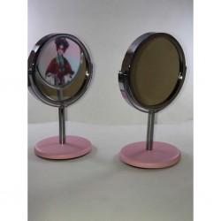 Yuvarlak Masa Üstü Makyaj Aynası