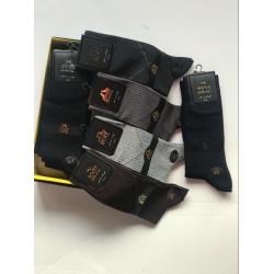 Man Kızılırmak Serisi Üst Kalite Erkek Çorap 12'li Paket