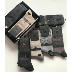 Man Extreme Serisi Üst Kalite Erkek Çorap 12'li Paket