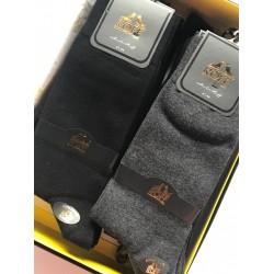 Man Byroof Lyc Serisi Üst Kalite Erkek Çorap 12'li Paket