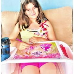 Çok amaçlı çocuk aktivite masası, little princess