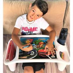 Çok amaçlı çocuk aktivite masası, sports
