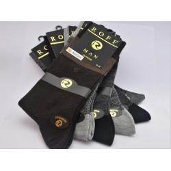 Modal 1.Kalite Dikişsiz Erkek Çorap 6'lı Paket